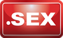 Adult domain names - .sex