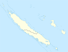 domain names in new caledonia